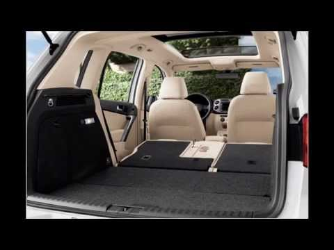 2015 Volkswagen Tiguan Interior Youtube