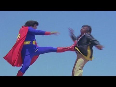 Superman Movie || NTR as Superman Action Scene thumbnail