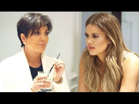 'KUWTK' Preview: Khloe Kardashian Is A Drunk Mess