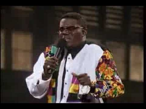 Bernie Mac Stand Up Comedy
