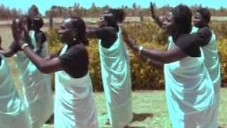 South Sudan Music - Dinka Bor Women - Wech Ku Wonyiin.