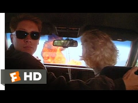 2 Days in the Valley (2/8) Movie CLIP - This is Where You Get Out (1996) HD