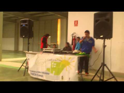 sergiete en divertilandia hip hop