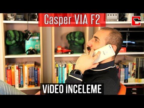 Casper VIA F2 İncelemesi - 4 Kameralı Akıllı Telefon