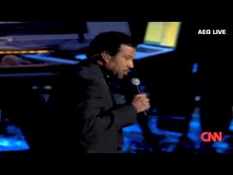 Michael Jackson Memorial ~ Lionel Richie ~