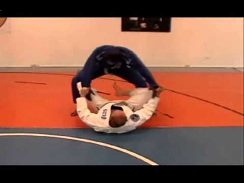 BJJ Techniques: Open Guard Walking Drill Image 1
