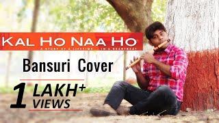 download lagu Kal Ho Na Ho - Cover - Divine Bansuri gratis