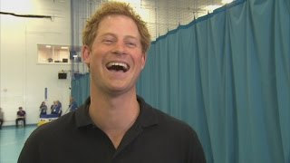 Harry teases William over news of second royal baby