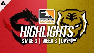 download musica Shanghai Dragons vs Seoul Dynasty Overwatch League Highlights OWL Stage 3 Week 3 Day 1