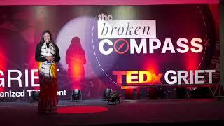 Travel To Change The World And Yourself   Vandana Vijay   TEDxGRIET