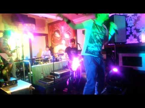 UV5 live in bar square :)