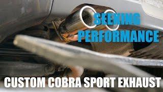 Cobra Sport Custom Exhaust Fitment | BMW 1-Series | Seeking Performance #2