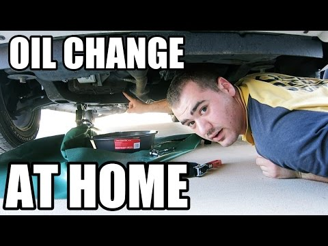 HOW TO CHANGE CAR OIL AT HOME | KEEPITSIMPLE