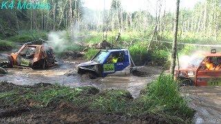 Off-Road Vehicles Mud, Water Race | ET1 | Lejasciems 2018