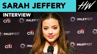 """Sarah Jeffrey Gives Us SO Many """"Charmed"""" Details! 