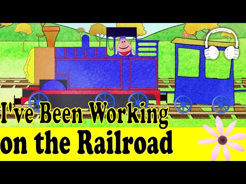 I've Been Working on the Railroad | Family Sing Along - Muffin Songs
