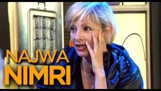 Najwa Nimri - VIDEOENCUENTROS