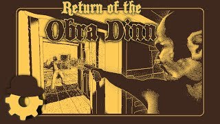Return of the Obra Dinn | Murder Mystery In Reverse | Ep#1: Starting At The End