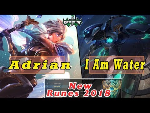 Adrian Riven Riven vs Camille [ I Am Water ] Top - Best Riven Plays - league of legends