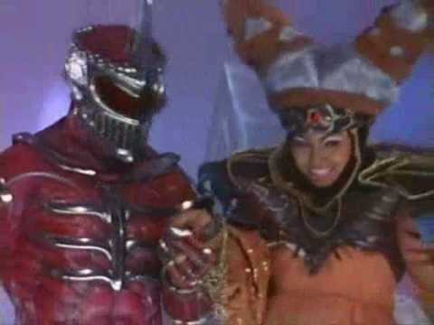 Mighty Morphin Power Rangers - Make My Monster Grow