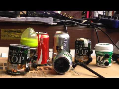 Heineken Amp (하이네켄)캔앰프 Can amplifier