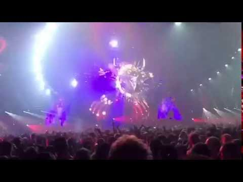 Brennan Heart as 'Blademasterz' playing Deepack - The Prophecy @ Qlimax 2016