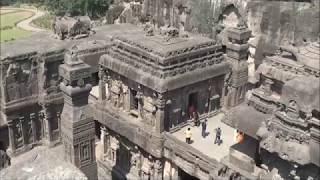 The Great Kailash Temple Cave of Ellora