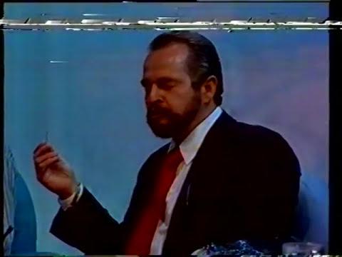Dr. Fritz no Jô Soares (SBT, 1990)