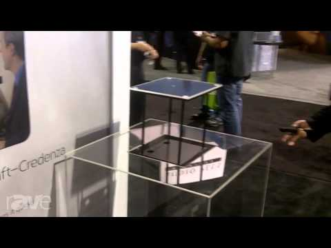 CEDIA 2013: Draper Outlines the Credenza Lift for Projectors or Cameras
