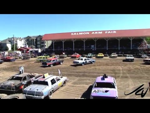 Demolition Derby - Smash em and Crash em - YouTube