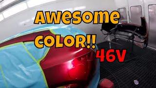 Mazda Soul Red Crystal 46V tips