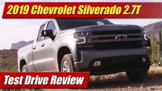 2019 Chevrolet Silverado 1500 2.7T: Test Drive