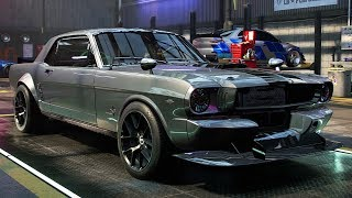 1,400HP 1965 MUSTANG - Need for Speed: Heat Part 32