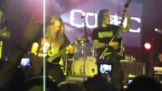 Children Of Bodom - Lake Bodom - Show em São Paulo 2014