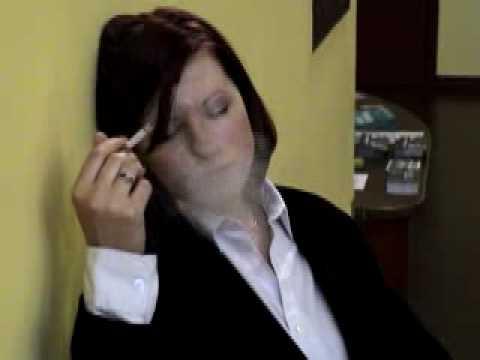 Smoking Fetish Claudia