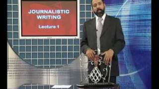 MCM310 Journalistic Writing