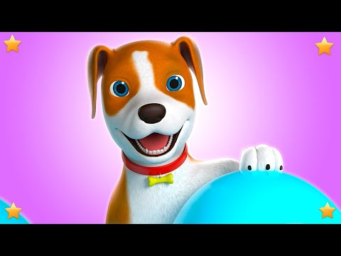 Bingo Dog Song Alphabets | Kindergarten Nursery Rhymes & Songs for Kids by Little Treehouse S03E147