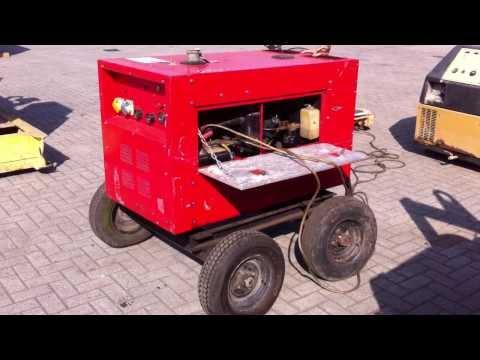 DPX Power: Kubota 10 kVA generator set   DPX-1290