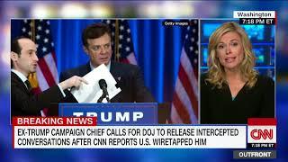 Manafort asks DOJ to release any intercepted info