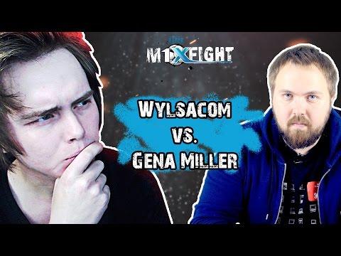 FIFER M1XFIGHT! Wylsacom vs. Gena Miller