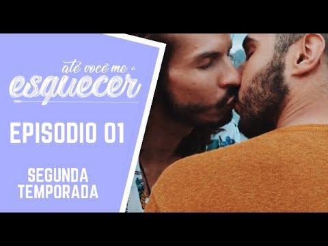 ATÉ VOCÊ ME ESQUECER: Temporada 2   Episódio 01   Subtitles [Websérie LGBT Larry]