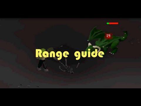 Runescape 07 Old School Servers – 1-99 Range Guide