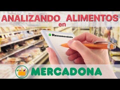 Analizando Alimentos en MERCADONA / Parte 1