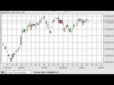 Nikkei Technical Analysis for February 12 2015 by FXEmpire.com