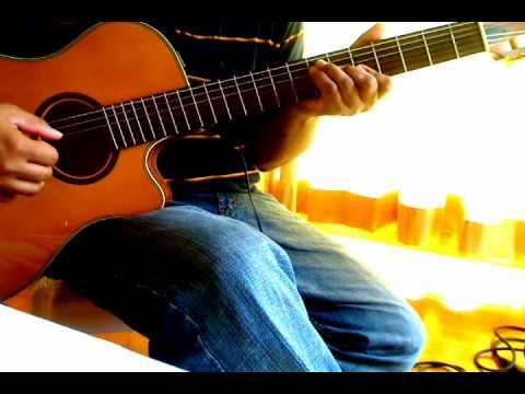 Tumhi Dekho Na - Kabhi Alvida Na Kehna - Guitar Solo