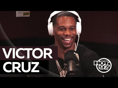 Victor Cruz Reflects On His Career W/ The Giants, His Future In The NFL &The Infamous Miami Picture