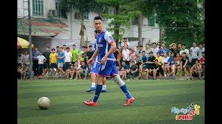 Phan Hải [Người phán xử] đá bóng chất như nước cất | Nhịp Đập iPhủi 2017
