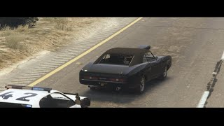 GTA 5 - Most Epic Police Chase | Cinematic Movie