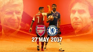 Arsenal 2-1 Chelsea | Full Match | Emirates FA Cup Classic | Emirates FA Cup 16/17