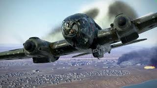 IL-2 Sturmovik Battle Of Stalingrad Crashes Compilation #8 1440p